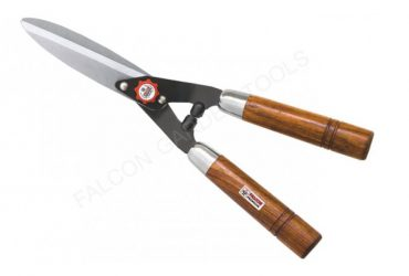 Hedge Shear With Wooden Handle
