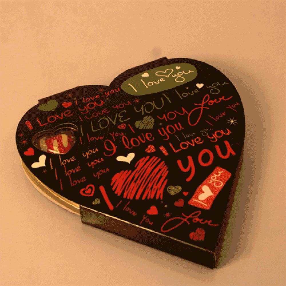 Handmade – Heart Shape Chocolate