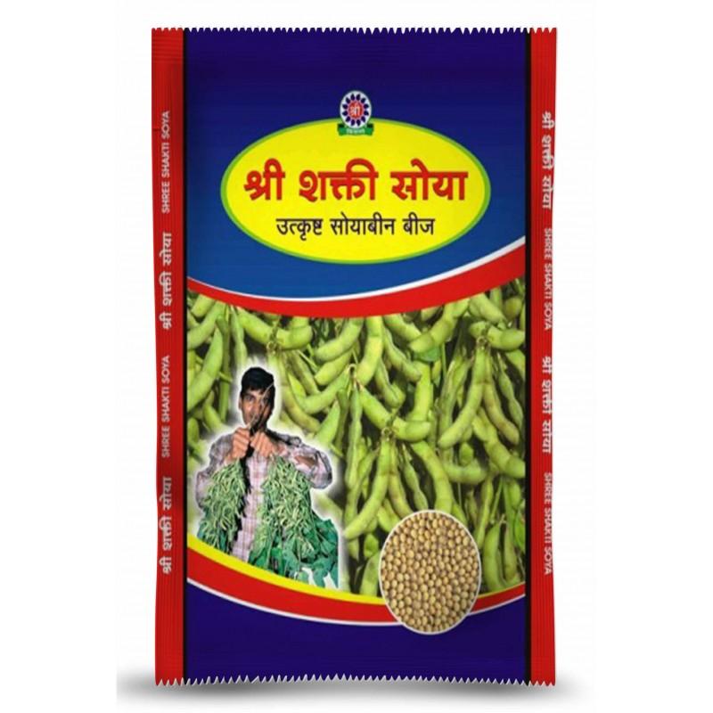 Shree Shakti Soya – Soybean Seeds