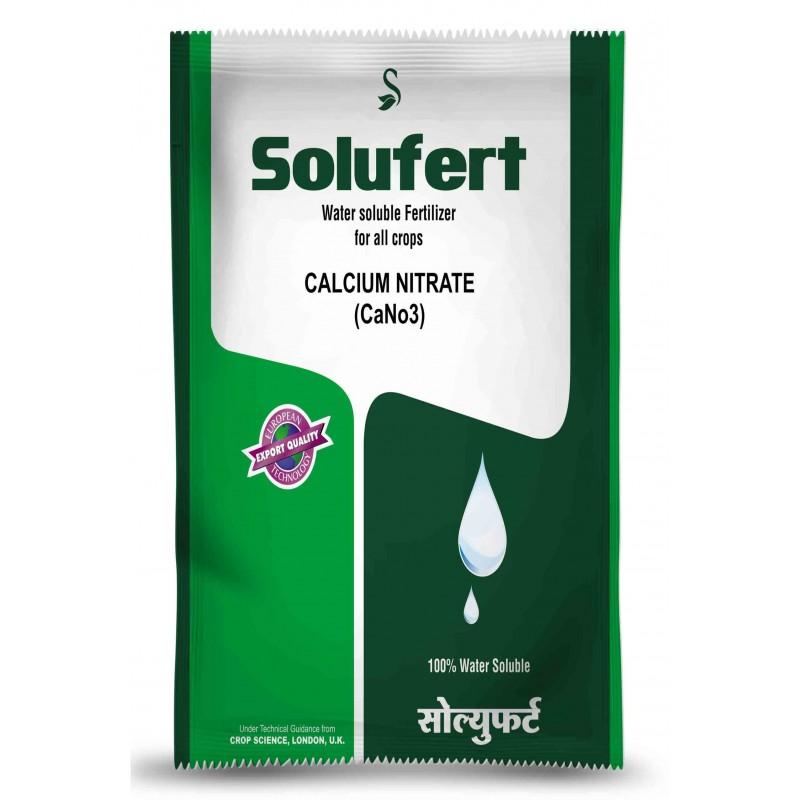 Calcium Nitrate – Water Soluble Fertiliser