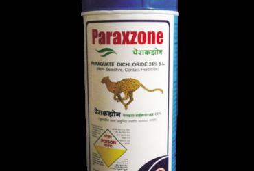 Paraxzone ( Paraquat 24% SL ) Herbicide