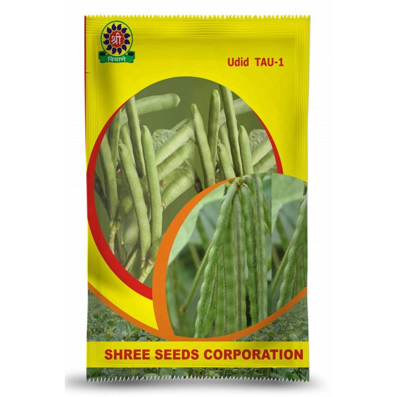 Shree Udid Seeds ( Black Gram ) – TAU 1